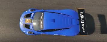 renault sport rs 01 blue renault sport rs01 by dangerus 63 racedepartment