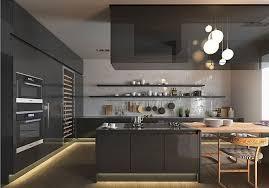 cuisine moderne et noir idée relooking cuisine awesome idée relooking cuisine modèle de