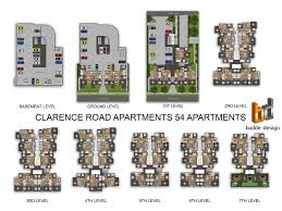Multi Unit Apartment Floor Plans 3d Gallery Budde Design Brisbane Perth Melbourne Sydney