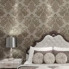 damask home decor aliexpress com buy beibehang 4 color victorian damask wallpaper
