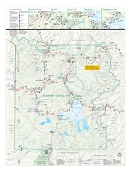 Map Of Yellowstone National Park Yellowstone Interactive Map Alltrips