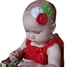 headbands with bows miugle baby christmas headbands with bows for baby
