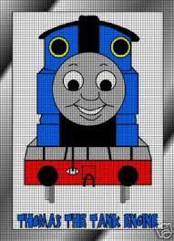 thomas tank engine crochet pattern