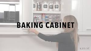Khloe Kardashian Kitchen by Khlo C D Not To Brag But My Baking Cabinet Is Goals Youtube