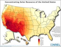 Where Is Alaska On A Map by Solar Maps Geospatial Data Science Nrel
