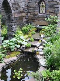 Decorating Small Backyards by Stunning Small Backyard Pond Designs 68 On House Interiors With