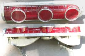 tail light lens assembly mercury comet capri bobcat tracer lights and light assemblies