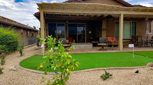 Renovate Backyard Yard Revamp Remodel Arizona Living Landscape