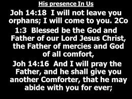 May The God Of All Comfort 2co 12 9 And He Said To Me