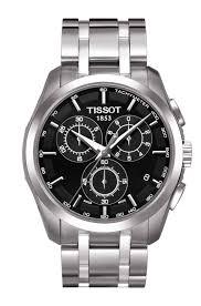 tissot bracelet links images Tissot couturier chronograph t0356171105100 png