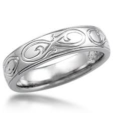 infinity wedding band mens infinity symbol wedding bands at krikawa