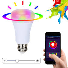 Led Light Bulbs For Sale by Xenon Wifi Smart Led Light Bulb Smartphone Controlled Sunrise