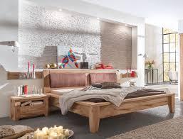 Schlafzimmer Komplett Bett 180x200 Schlafzimmer Asteiche Geölt Bett 180x200 Nako Wandboard