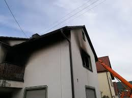 Vg Bad Bergzabern Thw Ov Bad Bergzabern Eigentumssicherung Nach Brand In Göcklingen