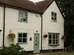 chartwell green cottage bar windows exterior pinterest