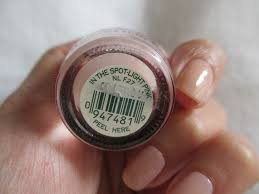 opi in the spot light pink u2013 the perfect sheer pink lacqueredelise