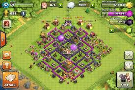 layout coc town hall level 7 clash of clans builder best town hall 7 layouts heavy com