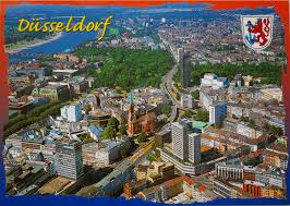 Dusseldorf Germany Map by Dusseldorf Germany Pictures Citiestips Com