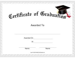 graduation diploma this graduation certificate features a mortarboard with a rolled