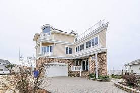 6 Bedroom House by Lavallette Ortley Beach 6 Bedroom 5 Bath Bay Front House W Pool