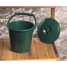 sure close kitchen waste collection pail hayneedle