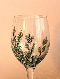 christmas glasses 986 best crafts glasses mugs more images on