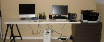 Door Desk Diy Diy Door Desk Amidshipps