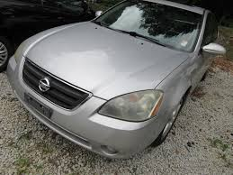 grey nissan altima 2003 2003 nissan altima 3 5 se for sale 32 used cars from 1 961