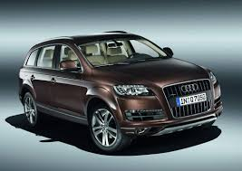 audi jeep audi sets 2010 my availability and pricing for its redesigned q7
