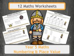 fun viking themed addition and subtraction worksheets for year 5