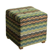 Homepop Storage Ottoman Homepop Fashion Cube Storage Ottoman Free Shipping Today