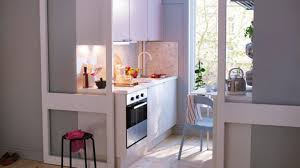 cuisine petit espace ikea petits espaces ikea 3 cuisines petits espaces c photo