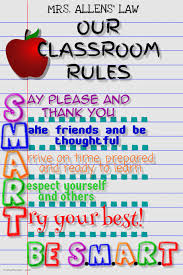 printable instructions classroom school poster templates postermywall