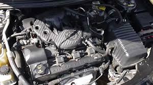 2005 chrysler sebring touring sedan 4 door 2 7l youtube