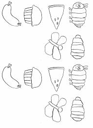 hungry caterpillar coloring geborneo club geborneo club