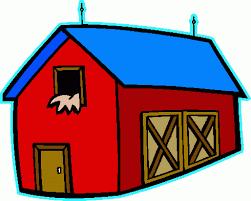 A Cartoon Barn Cartoon Farm Barn Clip Art Library