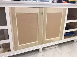 How To Make Your Own Kitchen Cabinet Doors Build A Shaker Style Door Ep 1 Youtube