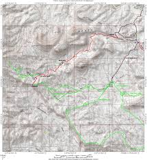 Map Of St George Utah by Cove Wash Trail