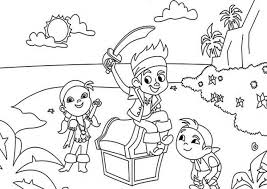 awesome jake pirate coloring pages