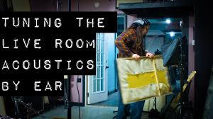 tuning live room acoustics by ear youtube