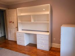 white desk and hutch freedom to