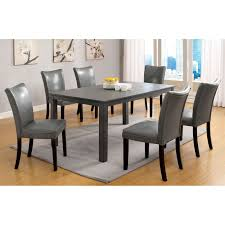 Grey Dining Room Chairs Grey Dining Table Set Best Tables