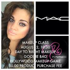 make up classes near me mac makeup class the class is a day to makeup look goodie
