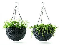 trendy wall mounted wooden planter boxes details a hanging planter
