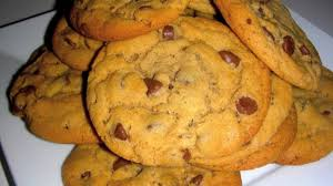 peanut butter chocolate chip cookies recipe crunchy chewy golden