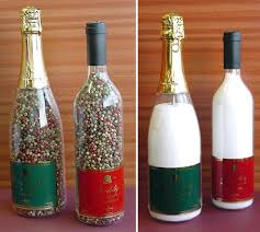 wine gift ideas salt mill wine bottle filled gift ideas