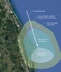 Florida Weather Map Here U0027s Why Florida U0027s Space Coast Will Hear Lots Of Sonic Booms In