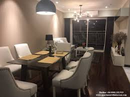 sunrise city 3 bedroom aparment for rent with luxury furniture