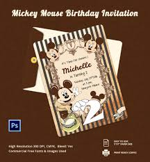 halloween invitation background online 20 mickey mouse invitation template free u0026 premium templates