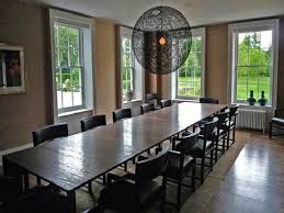 Large Dining Room Table Sets Stunning Extra Long Dining Room Tables Photos Rugoingmyway Us